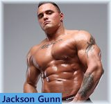 Jackson Gunn - MuscleHunks, 31 Photos 5 HD Clips