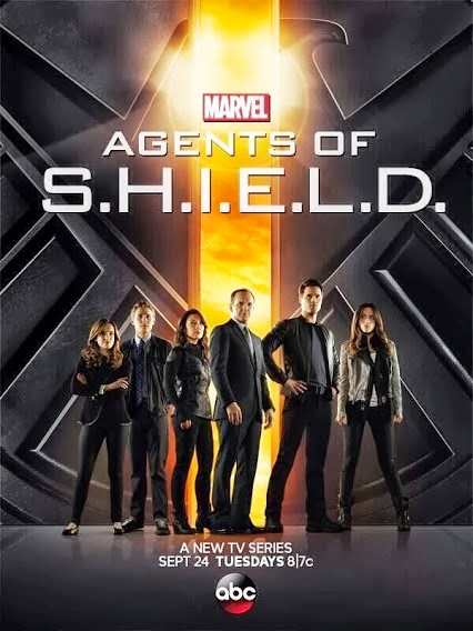 Serie Poster Marvel's Agents of S.H.I.E.L.D. S01E01 HDTV XviD & RMVB Legendado