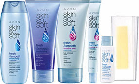 Skin So Soft Fresh & Smooth Sale