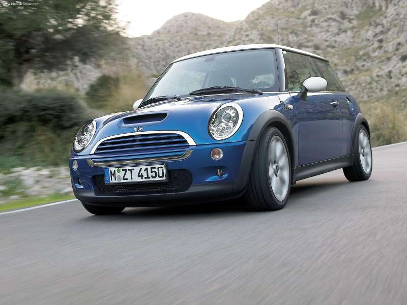 Apple Mini Cooper From Year To Year Part I
