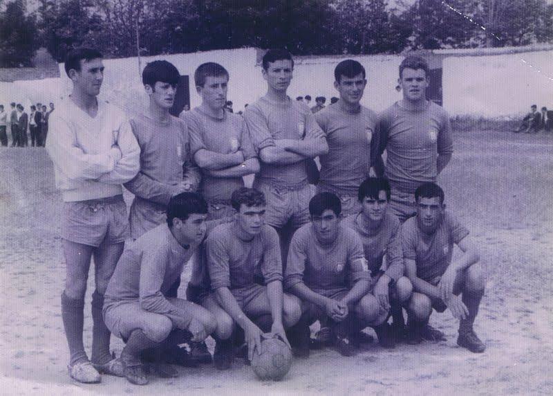 A.D.R. Numancia de Ares. Ano 1967