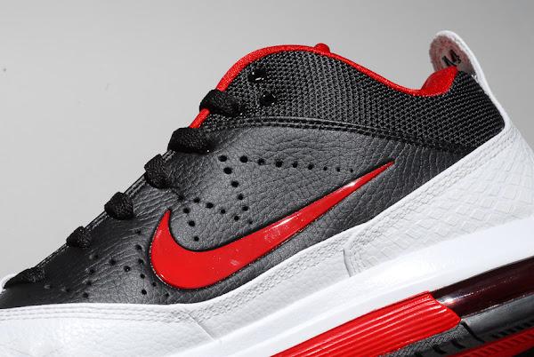 Detailed Look at Nike Air Max Ambassador IV in WhiteBlackRed