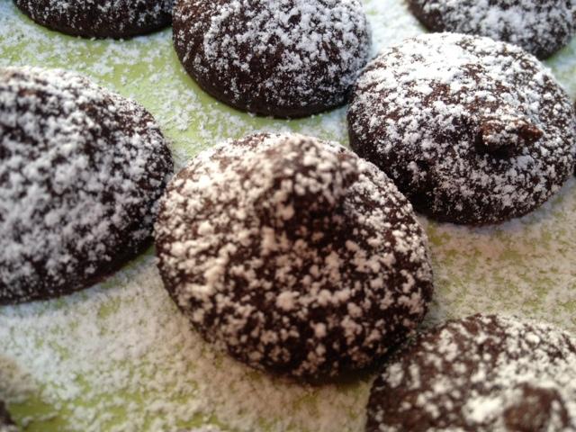 morbidoni al cioccolato vegani e per celiaci!!
