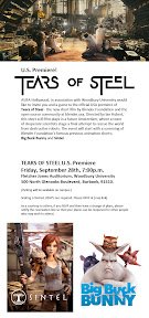 Open Movie Projekt Tears of Steel