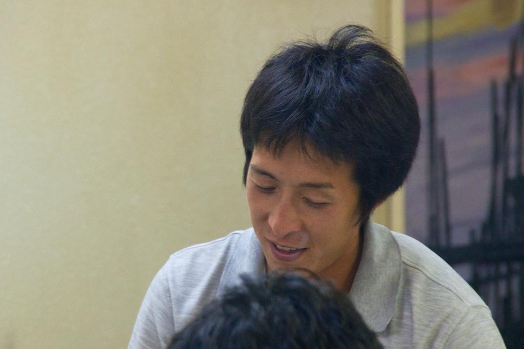 藤井孝裕さん