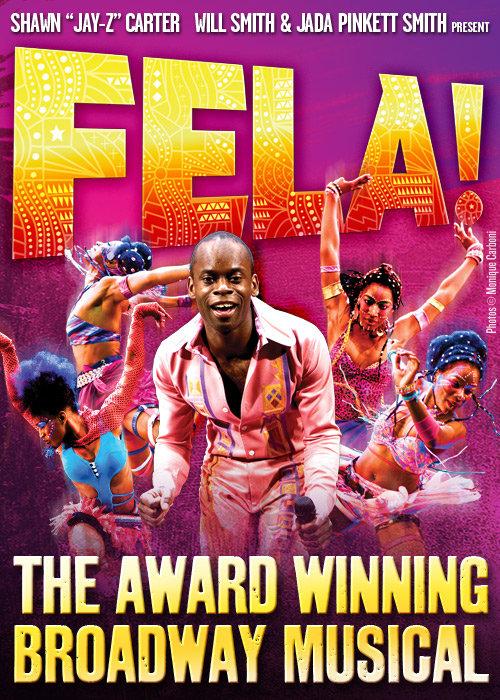 FELA! IN LAGOS - FAB BLOG
