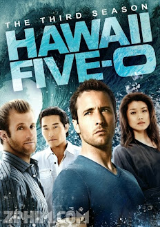 Biệt Đội Hawaii 3 - Hawaii Five-0 Season 3 (2012) Poster