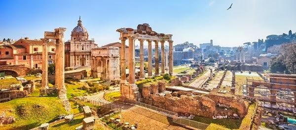 Fórum Romano - Lazio, Itália