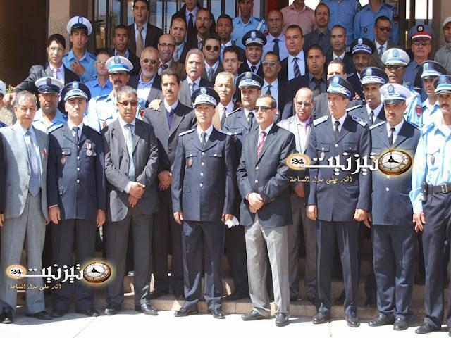 الأمن الوطني بتيزنيت يحتفل بالذكرى 57 لتأسيس المديرية العامة للأمن الوطني