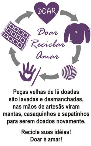 Doar - Reciclar - Amar