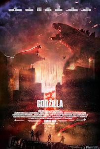 Quái Vật Godzilla 3d - Godzilla 3d poster