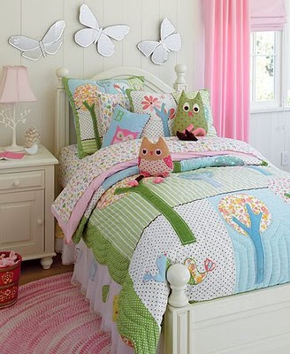 ... The Pottery Barn Kids Brooke And Daisy Garden Bedding Lines. They Were  Great LALs But She Continued To Hunt And Came Up With These Even Better  Matches!