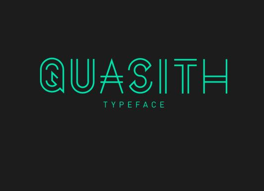 Quasith Free Fonts