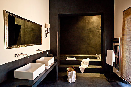 Create a Spa-like Bathroom -