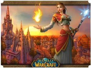 Маг в World of Warcraft