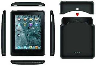 PowerMax Pro - Capa Carregadora para iPad