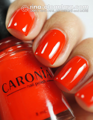 Caronia Tangerine