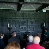 Rundvisning på Malahide slot. Billedet er fra det ældste værelse.