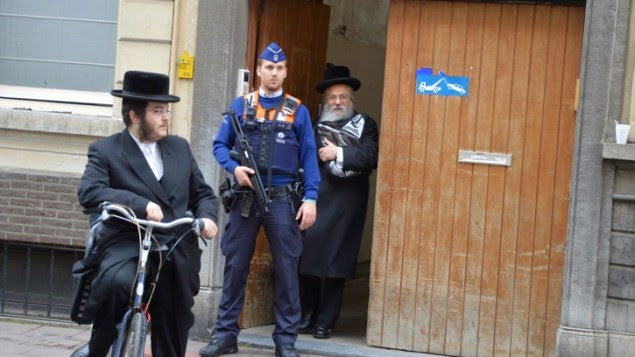 Belgium: Jewish schools close as terror fears spike