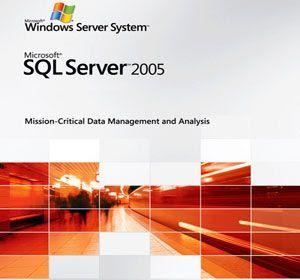 cơ sở dữ liệu, hệ quản trị cơ sở dữ liệu, SQL Server, SQL Server 2005