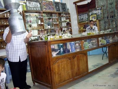 Perfumes Medina Tunez