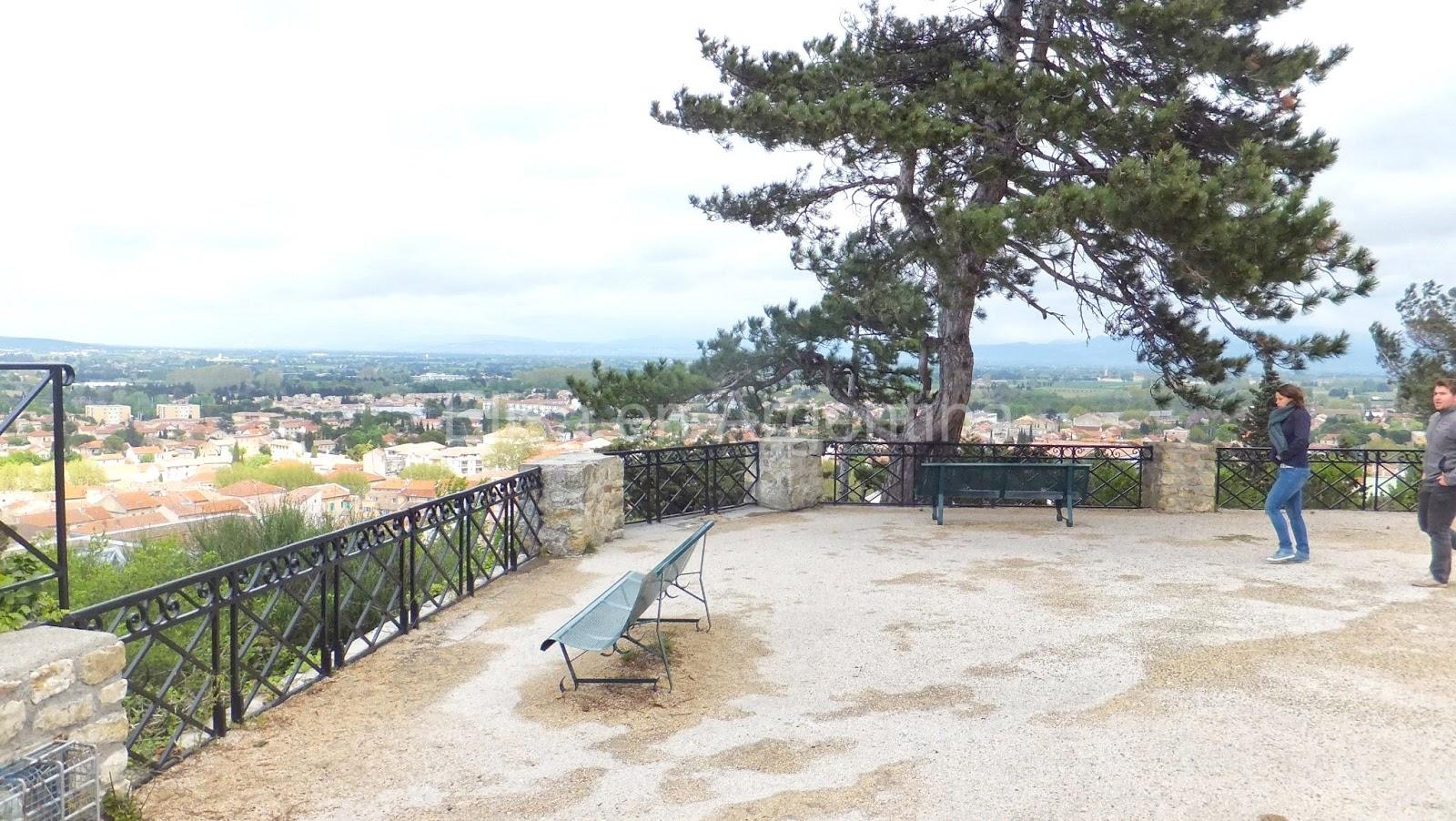Colina de Saint-Eutrope, Orange, Francia, Elisa N, Blog de Viajes, Lifestyle, Travel