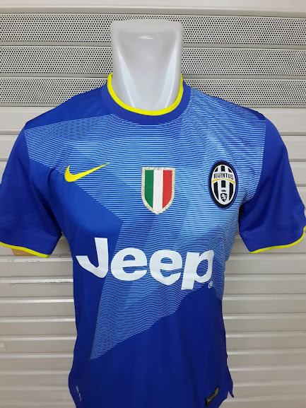Jersey Juventus Away Official 2014-2015