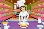 لعبة طبخ الحلويات