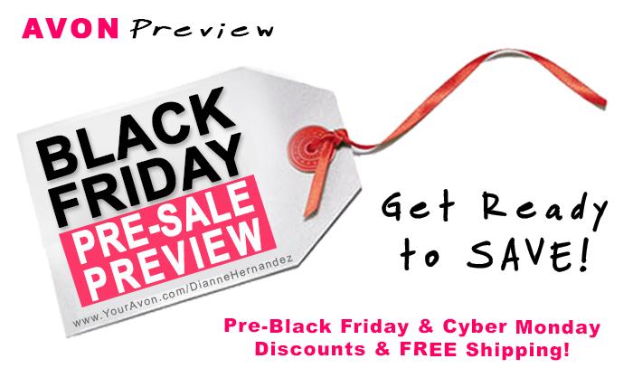Avon Black Friday / Cyber Monday 2014