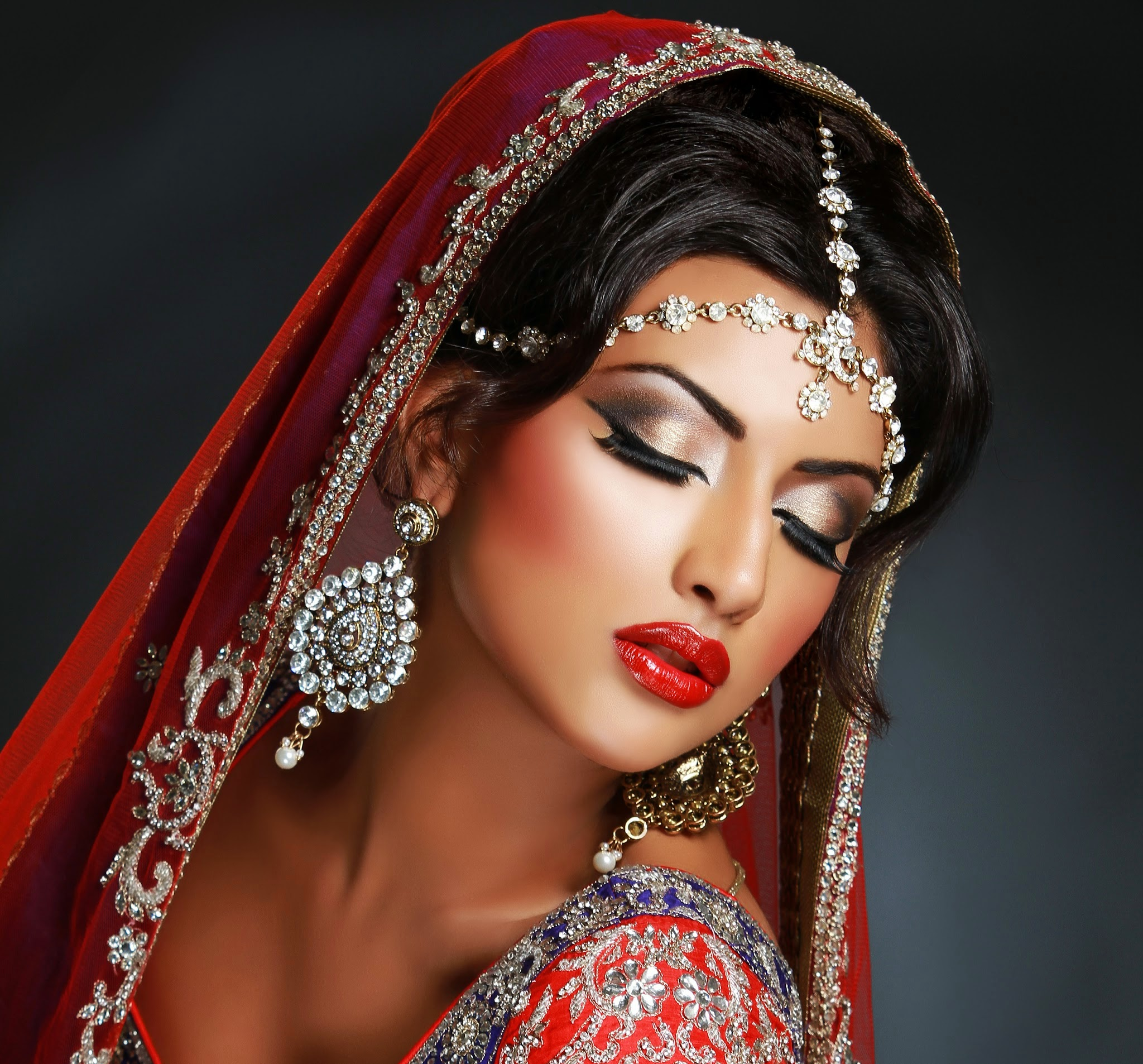 How To Become Bridal Makeup Artist : Gallery For > Wedding Makeup Artistry
