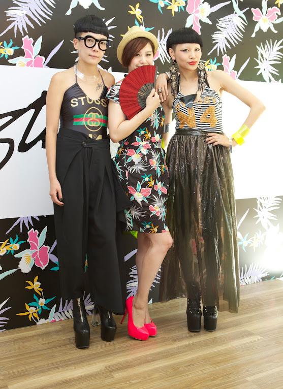 *混著加州陽光的城市風格:Stussy Taipei 帶來完整 STUSSY Women 4