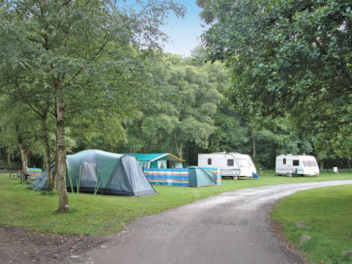 Haltwhistle Camping and Caravanning Club Site at Haltwhistle Camping and Caravanning Club Site