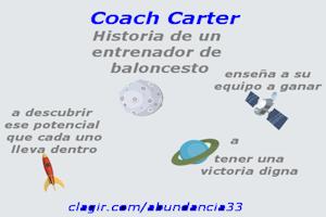 Coach Carter en español