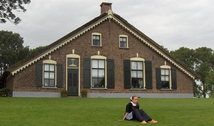 foto Museumboerderij (klik voor een vergroting)