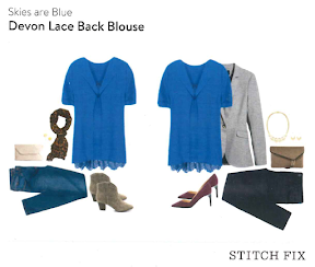 Stitch Fix #15 March 2015