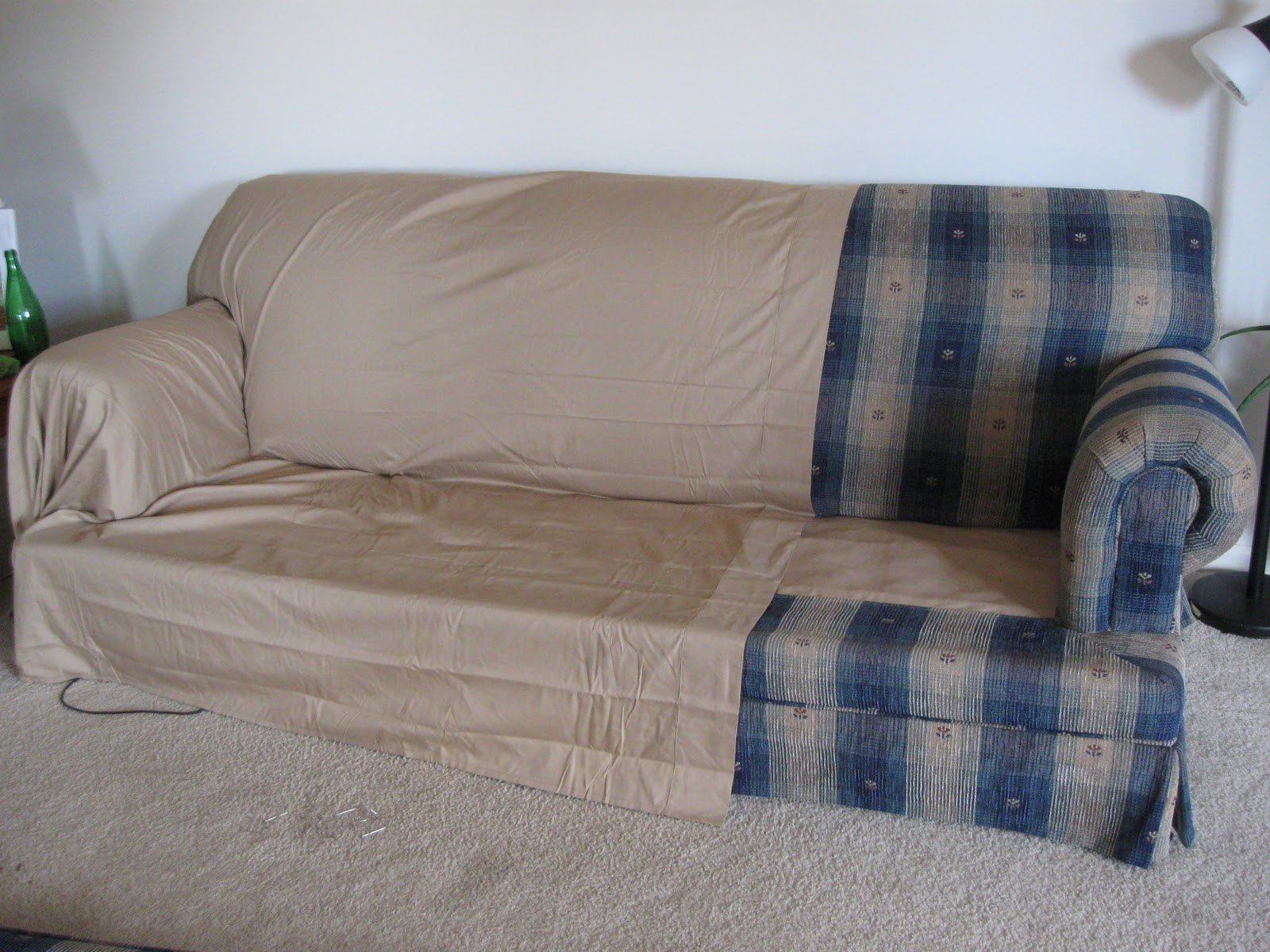 Brilliant Couch Slipcovers Diy Bring New Life Throughout Ideas