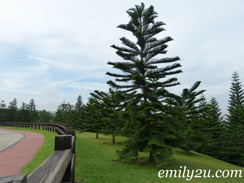 Taman Saujana Hijau, Putrajaya