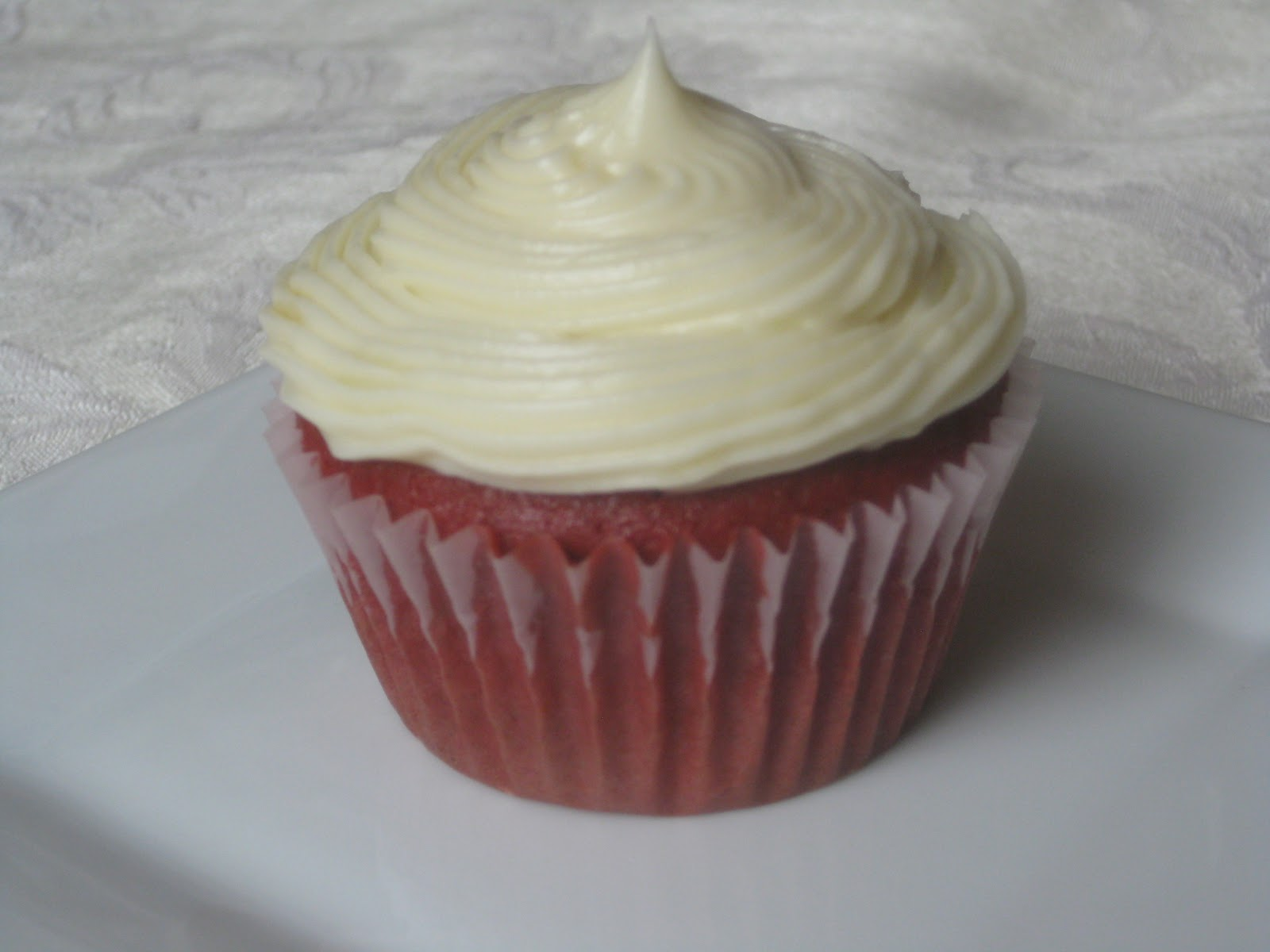 Pammi Cakes Recipes: Red Velvet Cupcakes
