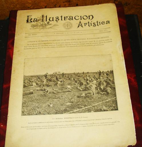 La ilustracion Artistica nº1803- julio