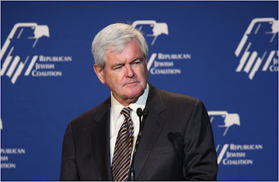 Gingrich not so kosher in Florida