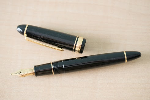 Sailor Profit 21 with Zoom Nib Fountain Pen