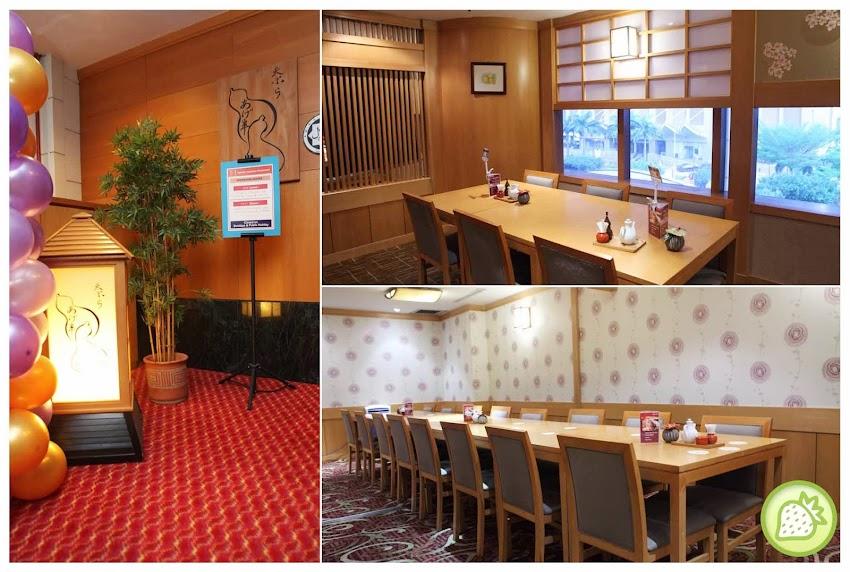 Agehan Japanese Restaurant At Grand Blue Wave Hotel Shah Alam