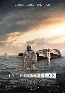 Hố Đen Tử Thần - Interstellar poster