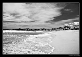 What about a wide angle in black and white? Cabo San Lucas