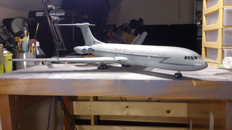1/48 Airfix Spitfire PR XIX