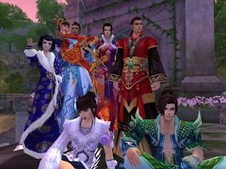 Jade Dynasty PVE