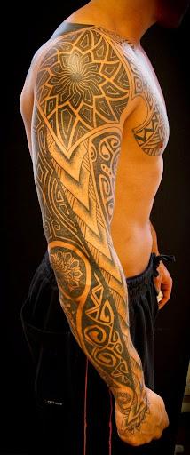 full sleeves tattoos for men
