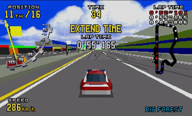 Virtua Racing Deluxe (32X)