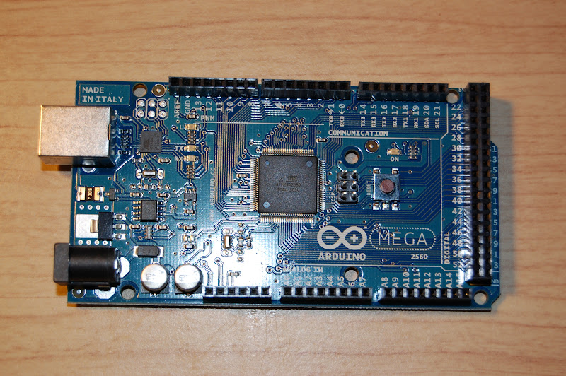 Review of Arduino Mega 2560 | element14 | RoadTests & Reviews