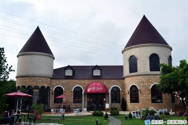 富林園洋菓子歐式鄉村城堡